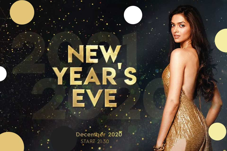 Golden New Year's Eve   Sylwester 2020/2021 w Krakowie