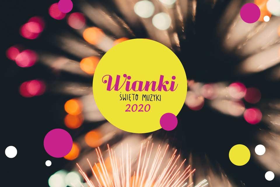 Wianki Kraków - Święto muzyki 2020