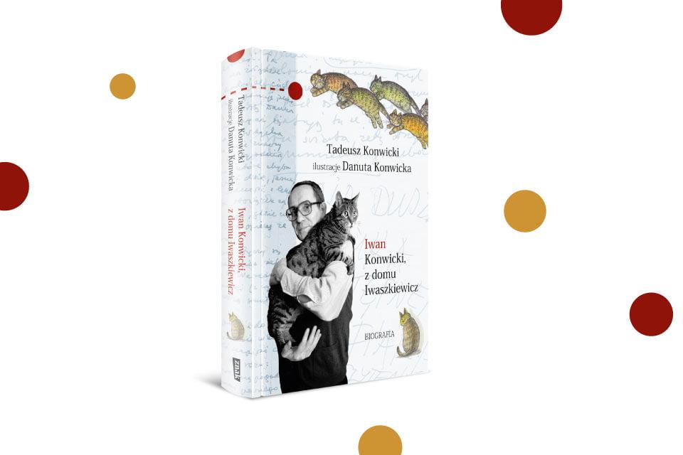 Iwan Konwicki z domu Iwaszkiewicz - biografia   recenzja