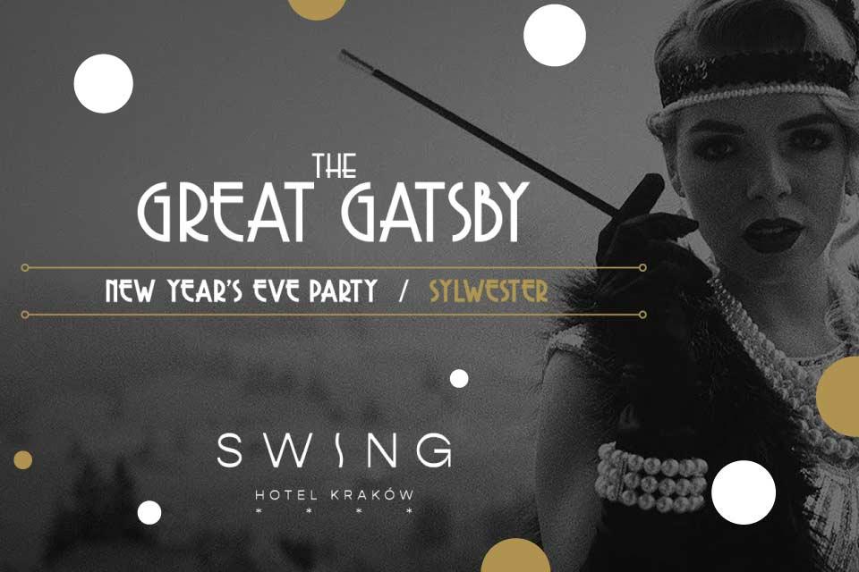 Sylwester The Great Gatsby | Sylwester 2019/2020 w Krakowie