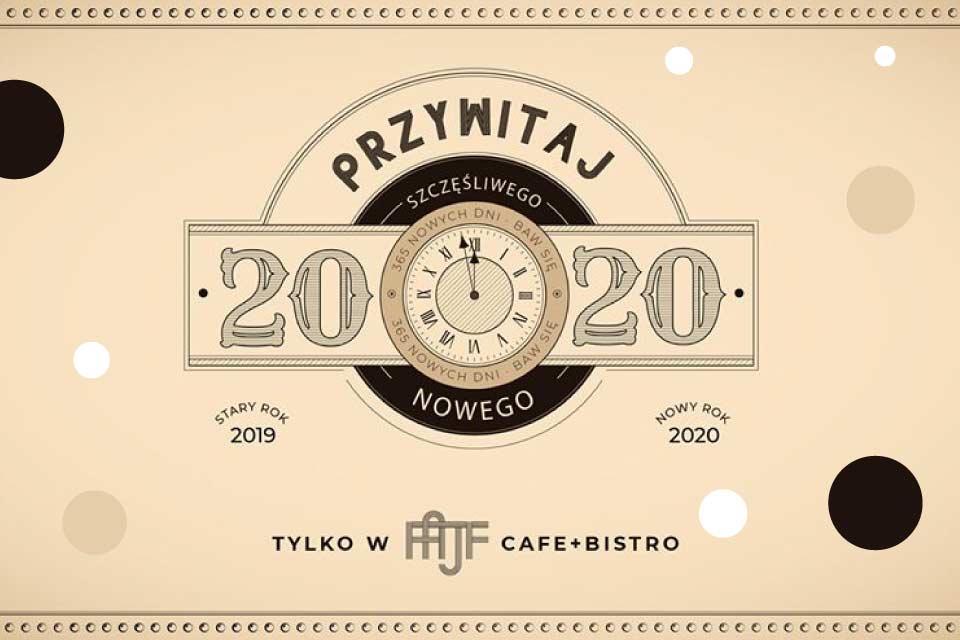 Sylwester w Fajf Cafe Bistro | Sylwester Kraków 2019/2020