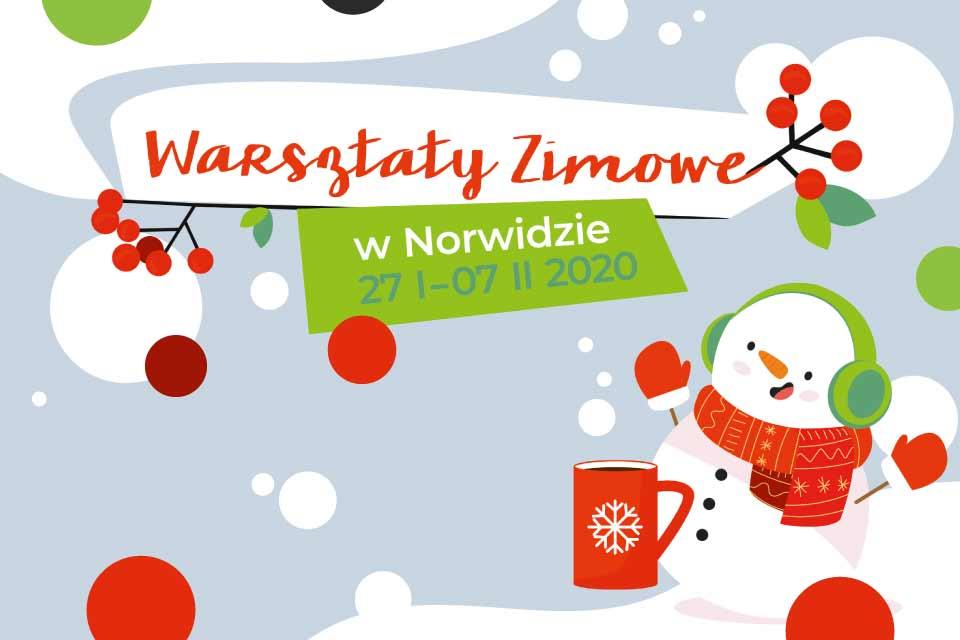 Ferie w Ośrodek Kultury im. C. K. Norwida | Ferie Kraków 2020