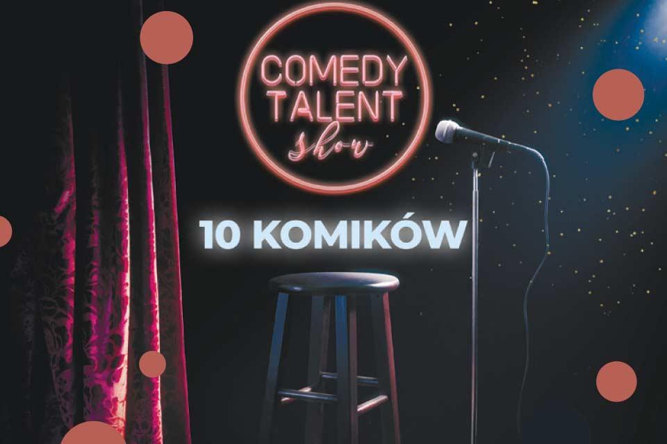 Komik - Comedy Talent Show - Kraków