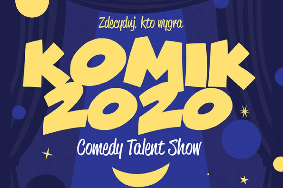 Komik - Comedy Talent Show - Kraków