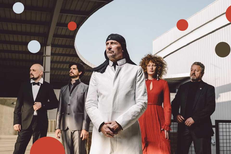 Laibach | koncert