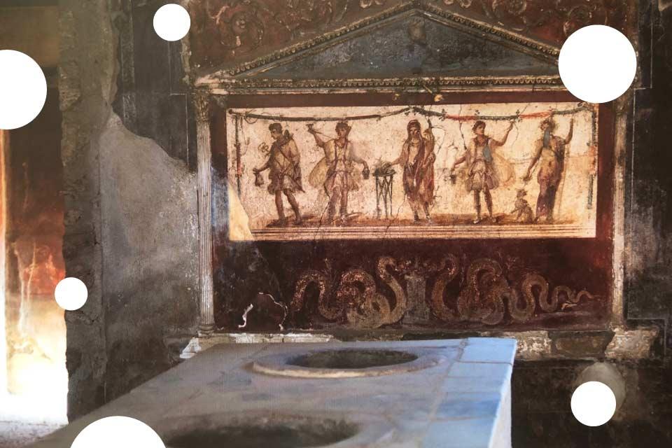 Pompeje. Życie i śmierć w cieniu Wezuwiusza | wystawa