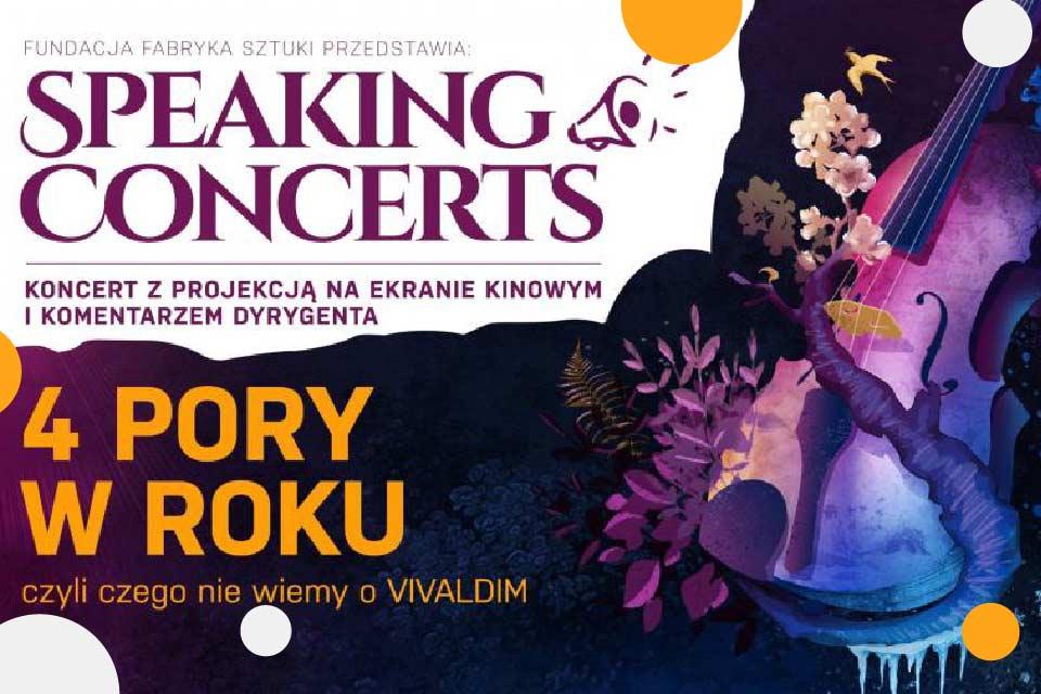 Speaking Concerts | koncert