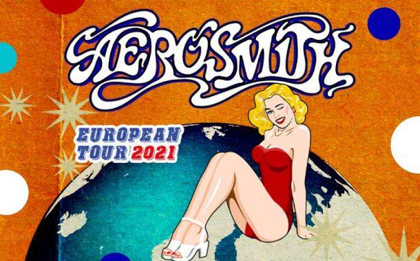Aerosmith   koncert (Kraków 2021)