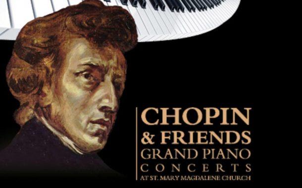 Chopin & Friends | koncerty fortepianowe (Kraków)