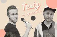 Wojtek Pięta i Damian Skóra | stand-up