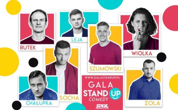 Gala Stand-up Comedy - Kraków