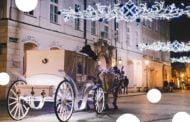 Świąteczny nastrój na ulicach Krakowa