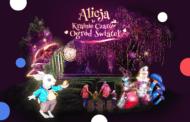 Alicja w Krainie Czarów - Ogród Świateł