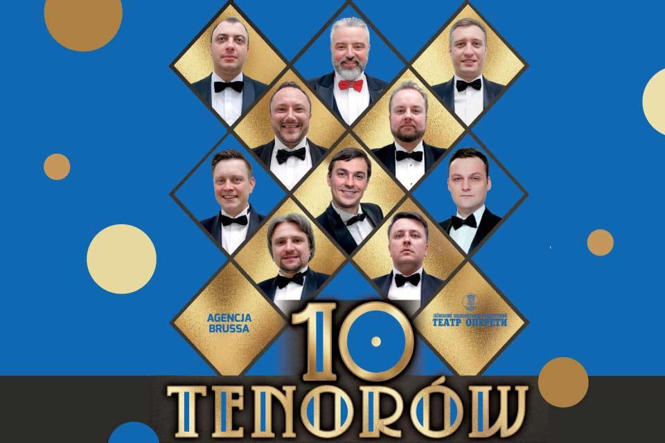 10 Tenorów   koncert