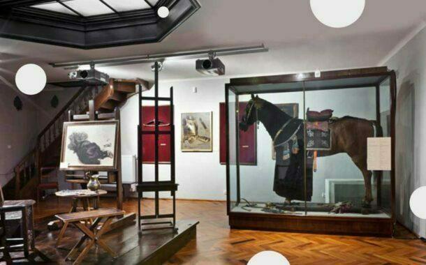 Noc Muzeów 2021 w Muzeum Dom Jana Matejki