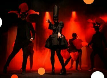Czarnoksiężnik z Krainy Oz   spektakl