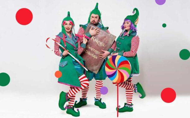 Elfy trzy | spektakl