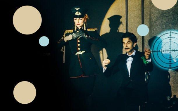 Prague Burlesque   show