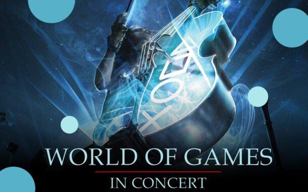 The World of Games in Concert   koncert